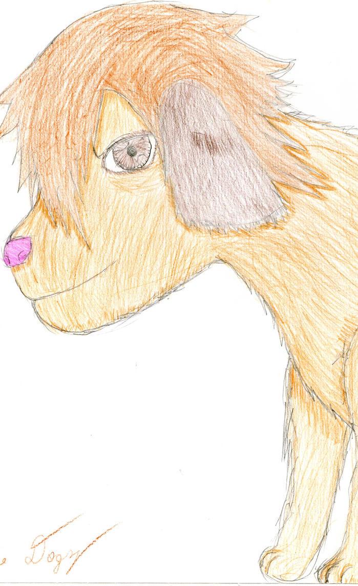 Puppy Dog Mark 1 by AnimeDogz