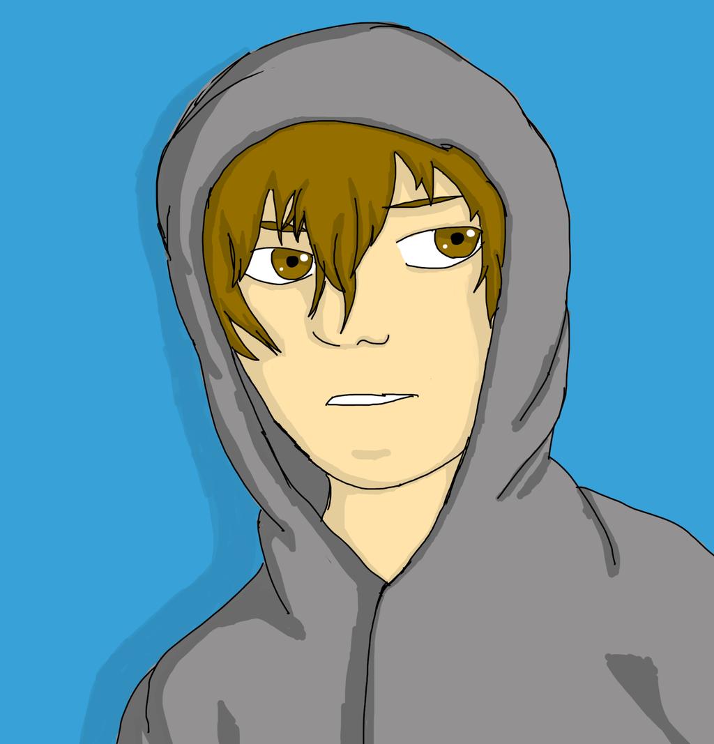Johnny Ghost Request by AnimeDogz