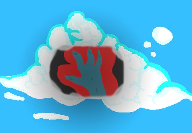 A cloud. (Page 2) by AnimeDogz