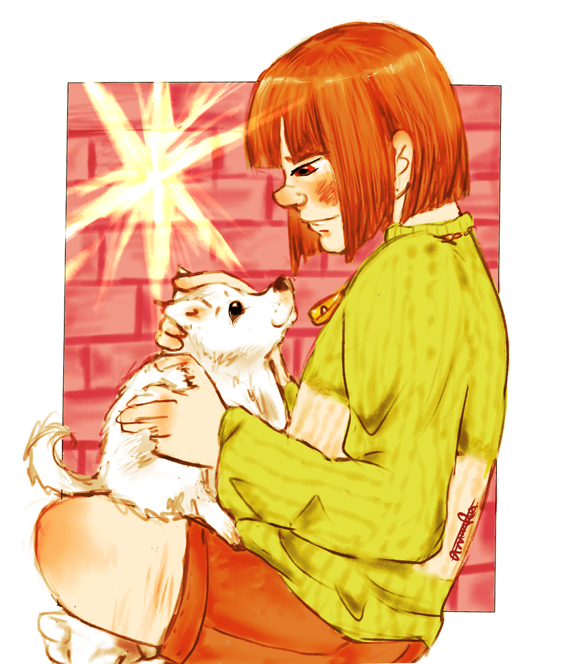 UT: You are carrying too many dogs by Hedonistbyheart