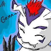 Gomamon - Goma Goma by jensaru
