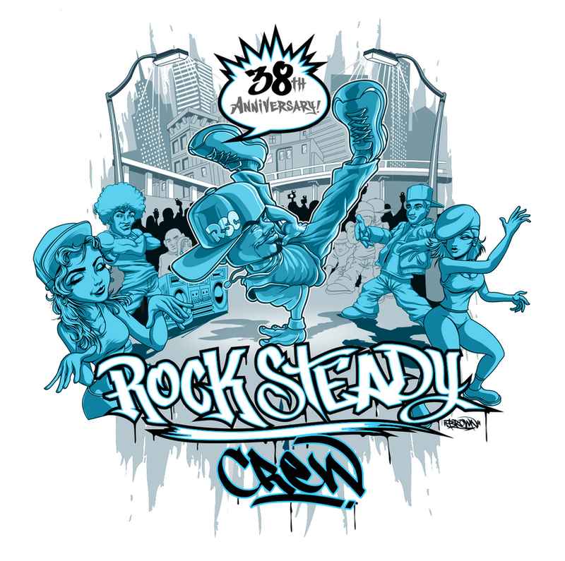 RSC 38TH ANNIVERSARY by BROWN73