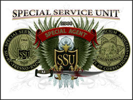 SPECIAL SERVICE UNIT by BROWN73
