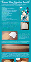 Hatsune Miku Headset Tutorial by xxayaneko