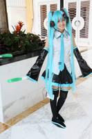 Katsucon 2012 - Hatsune Miku by xxayaneko