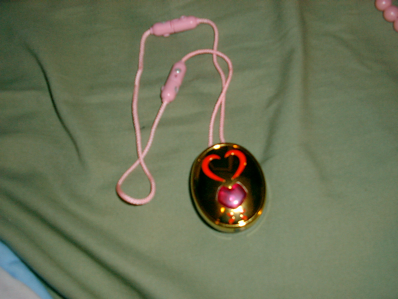 Tokyo Mew Mew -Henshin Pendant by cosplay-collection