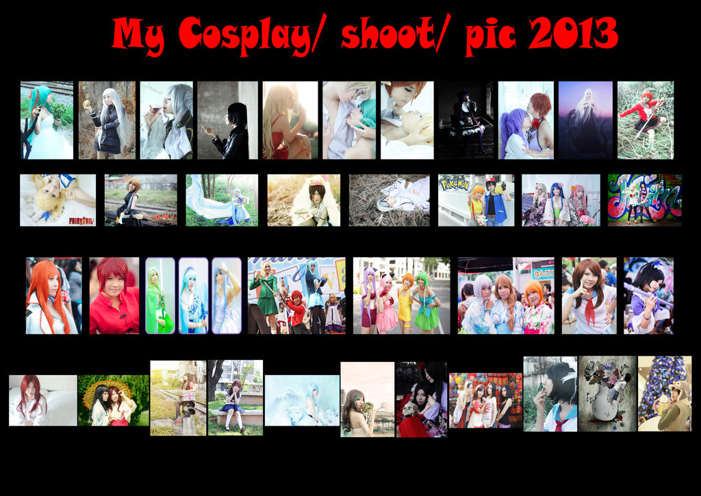 My Cosplay - Shoot - Pic 2013 by PjnPjn