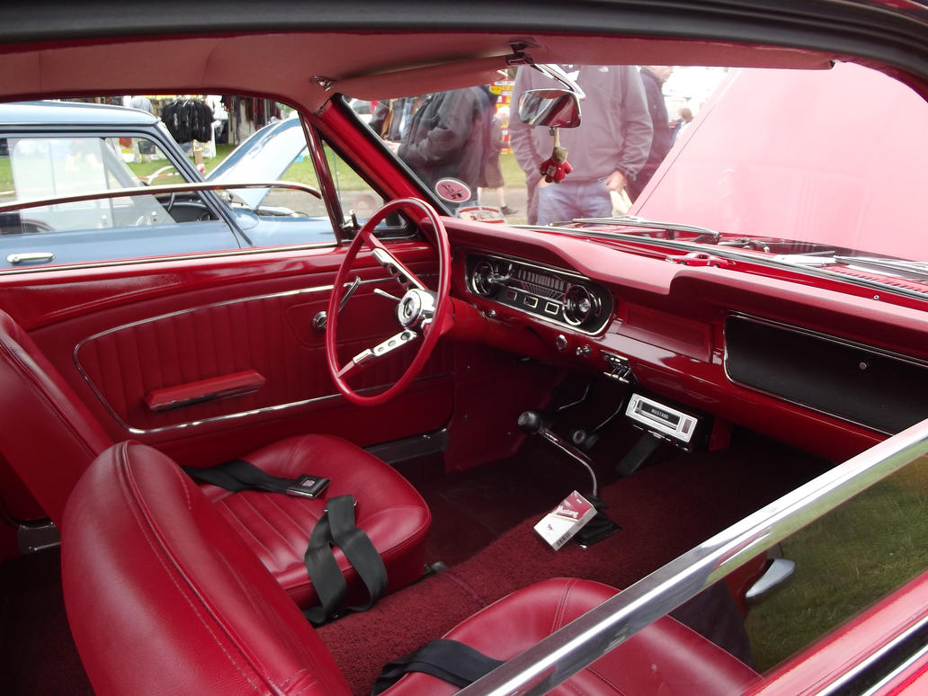 1965 Ford Mustang Interior 1 By JS92 ...