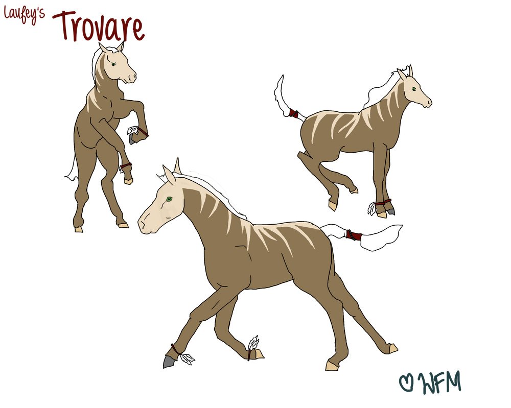Trovare by WhiteFireMustangs