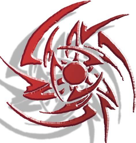 Tribal Emblem by deaviantchild