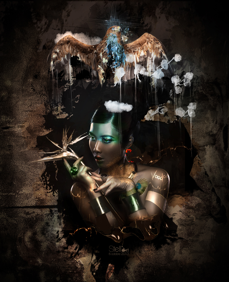 Voodoo by stellartcorsica