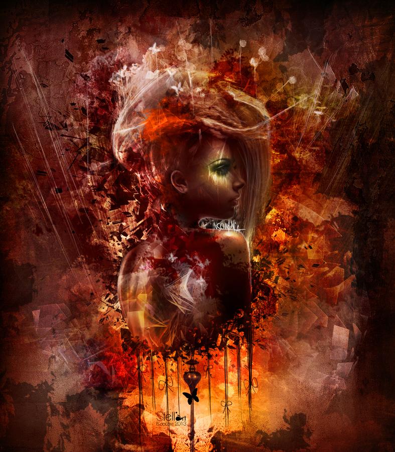 Insomnia by stellartcorsica