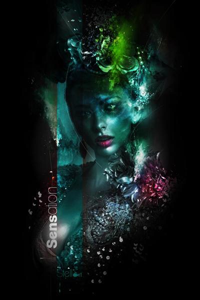 Dark Queen by stellartcorsica