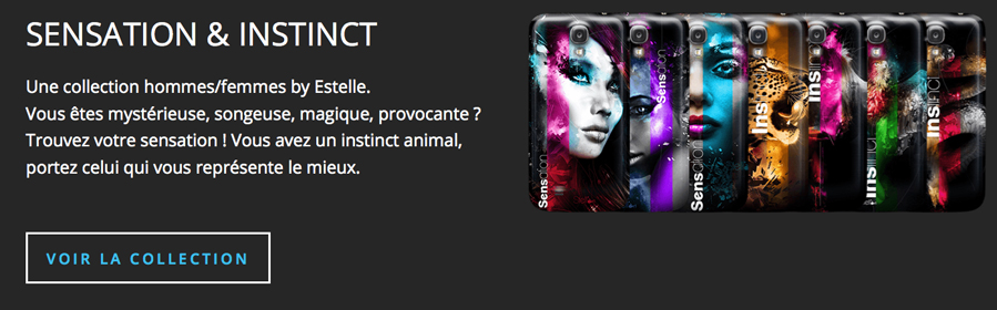 My collections Sensation and Instinct by stellartcorsica