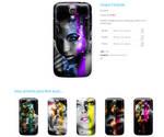 Sensation Fairy Tale (smartphone shell) by stellartcorsica