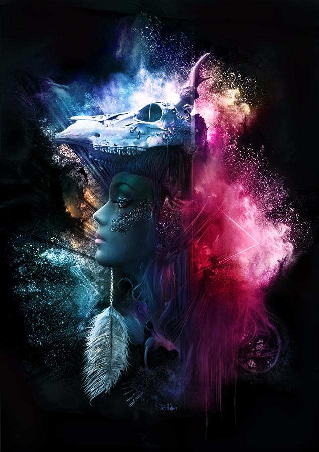 Be Wild by stellartcorsica
