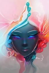 Geisha by stellartcorsica