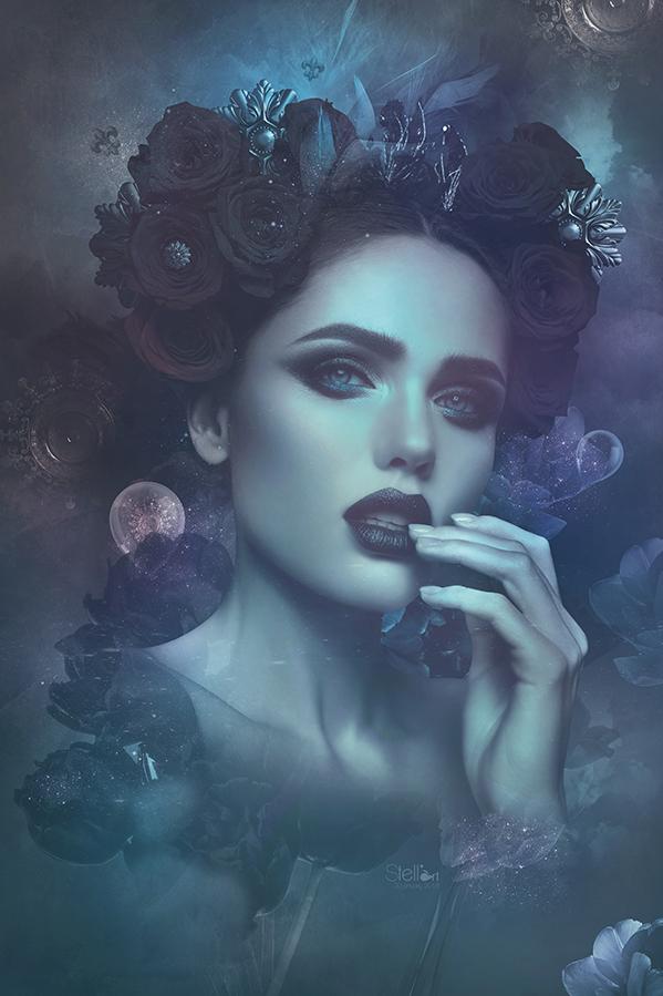 Melancholia by stellartcorsica