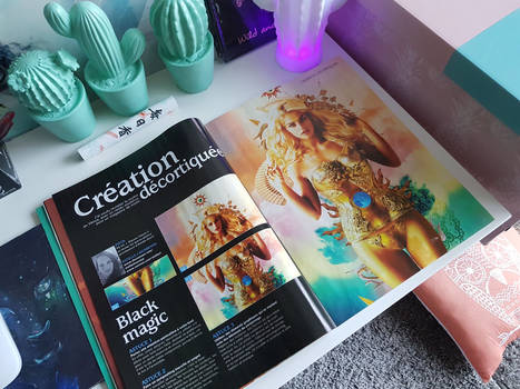 Tutorial digital creative january 2019 p 7 et 8
