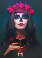 Eternal Roses by stellartcorsica