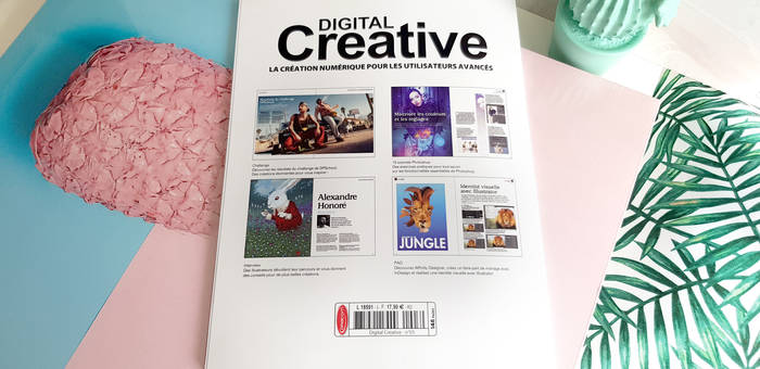 Back cover March April May 2019 Digital Creative
