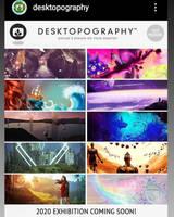 Desktopography preview 2020