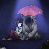 UNDERTALE | Memory by crowmulent