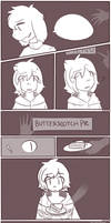 UNDERTALE | Pie