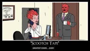 'Scootch Tape' by Apollo-Deathblade