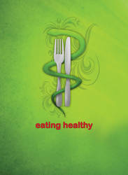 Eating Health Concept