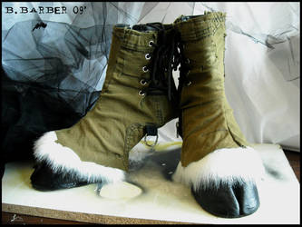 Revamped Hoofboots by Magpieb0nes