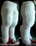 Unpainted Satyr Legs