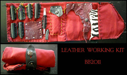 Leather Working Kit