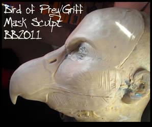 Bird of Prey Sculpt