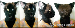 Neybulot Black Cat Head