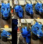 Skaros Mask