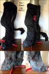 Black Demon Legs