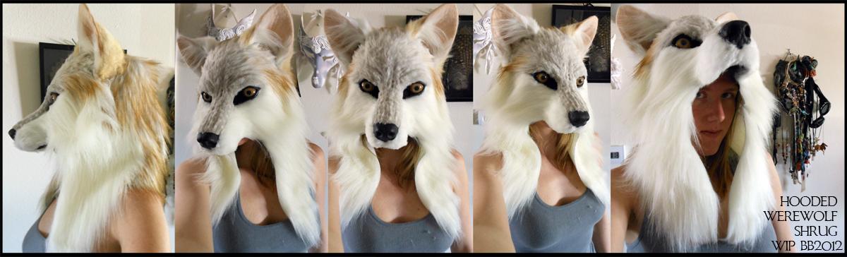 Werewolf Shrug WIP by Magpieb0nes