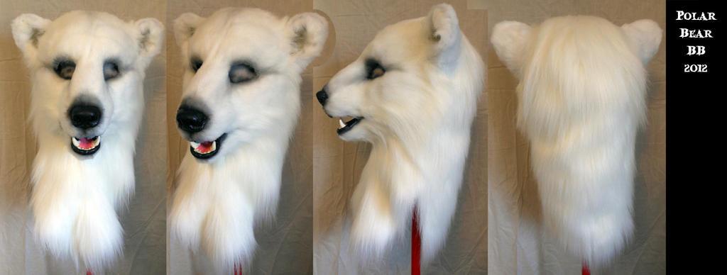 Polar Bear by Magpieb0nes