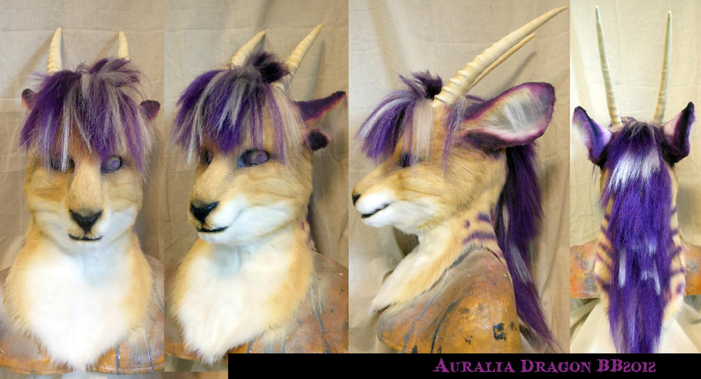 Auralia Dragon Head by Magpieb0nes