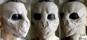 Art Mask Sculpt: Teeth