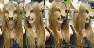 Larp Mask: Doe