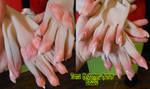 Taera Hedghog Hands