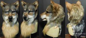 Wolf Couple Head A