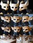LARP Mask: Doe Prototypes