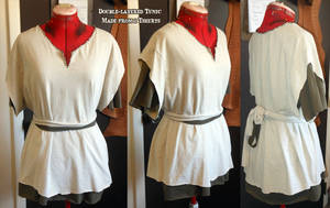 Easiest Tunic Ever by Magpieb0nes