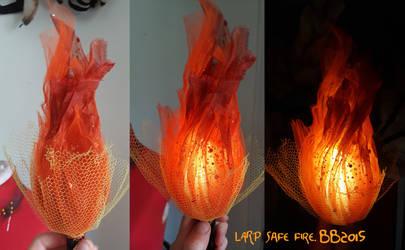 Larp Safe Fire