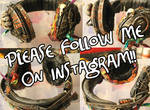 Please follow me on INSTAGRAM! by Magpieb0nes
