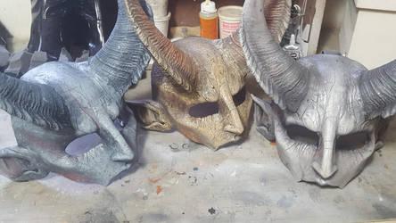 Gargoyles! by Magpieb0nes
