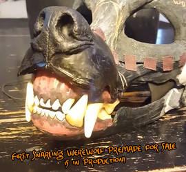 Werewolf News!